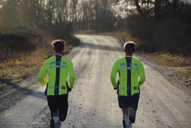british army marathon runners