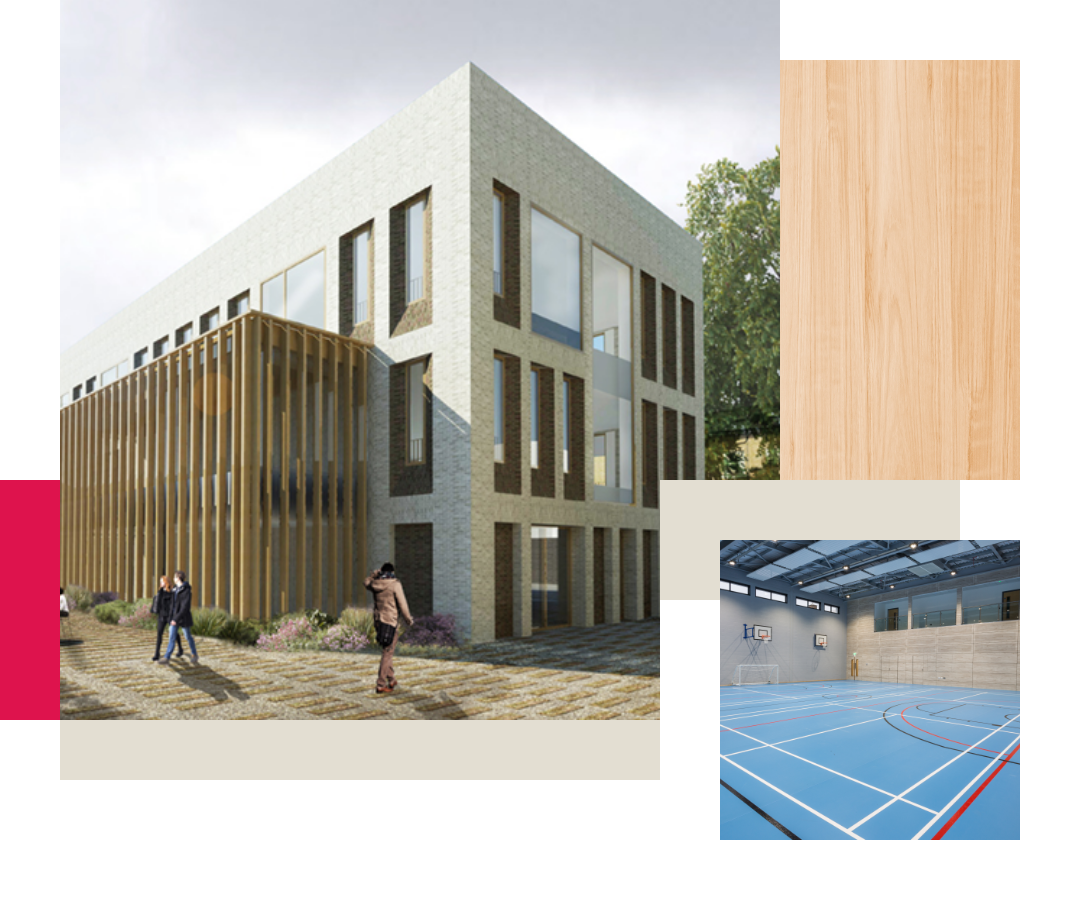 Putnoe School  and Student Union